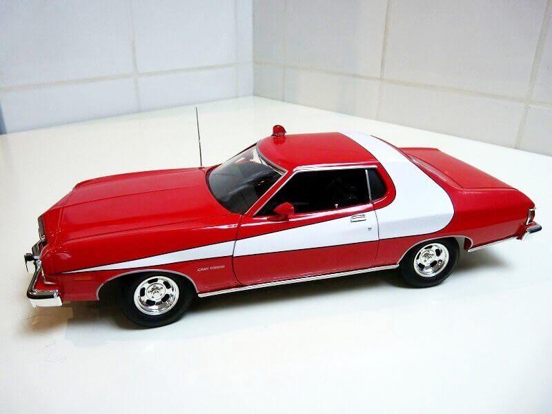 Ford gran torino Starsky & Hutch - 1976 - ERTL 1/18 ème Ford_s20