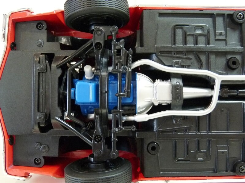 Ford gran torino Starsky & Hutch - 1976 - ERTL 1/18 ème Ford_s21