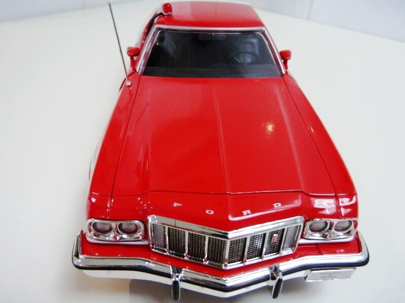 Ford gran torino Starsky & Hutch - 1976 - ERTL 1/18 ème Ford_s31