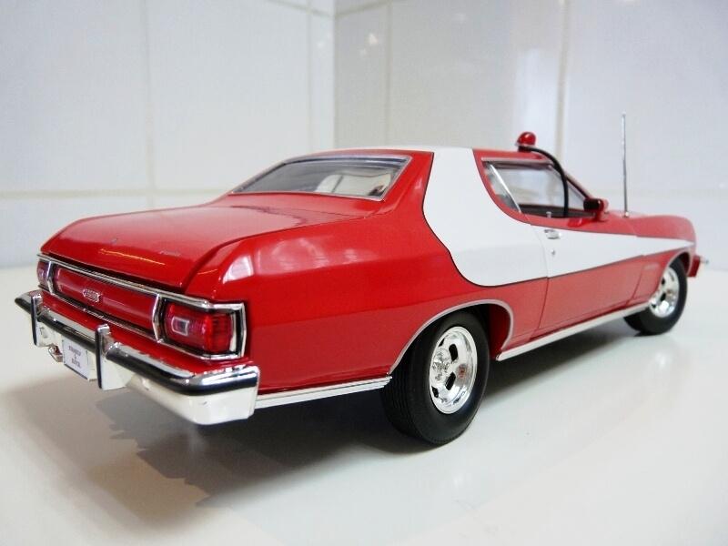 Ford gran torino Starsky & Hutch - 1976 - ERTL 1/18 ème Ford_s33