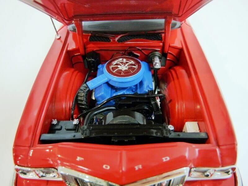 Ford gran torino Starsky & Hutch - 1976 - ERTL 1/18 ème Ford_s36