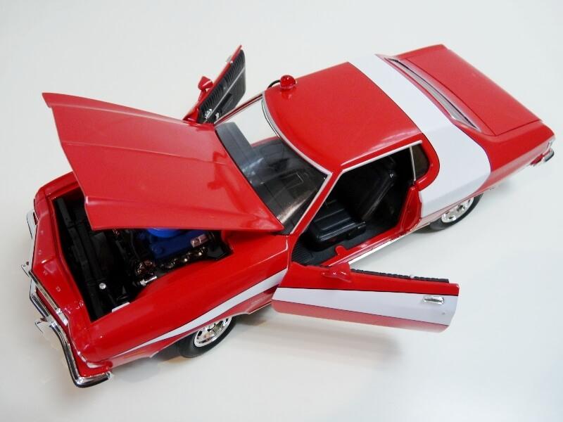 Ford gran torino Starsky & Hutch - 1976 - ERTL 1/18 ème Ford_s37