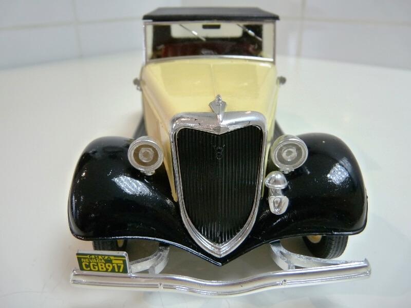 Ford M40 V8 Roadster - 1934 - Solido 1/19 ème Fordv811