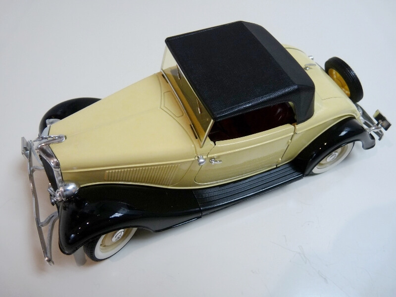 Ford M40 V8 Roadster - 1934 - Solido 1/19 ème Fordv812
