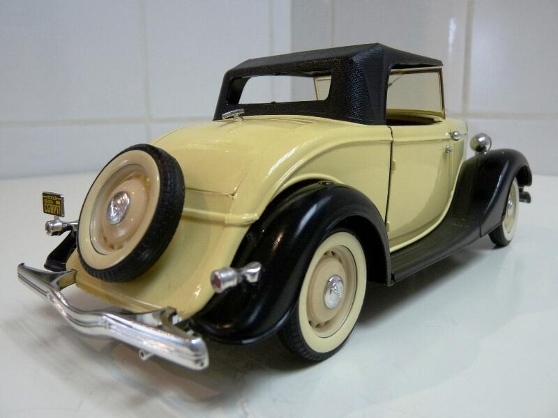 Ford M40 V8 Roadster - 1934 - Solido 1/19 ème Fordv819