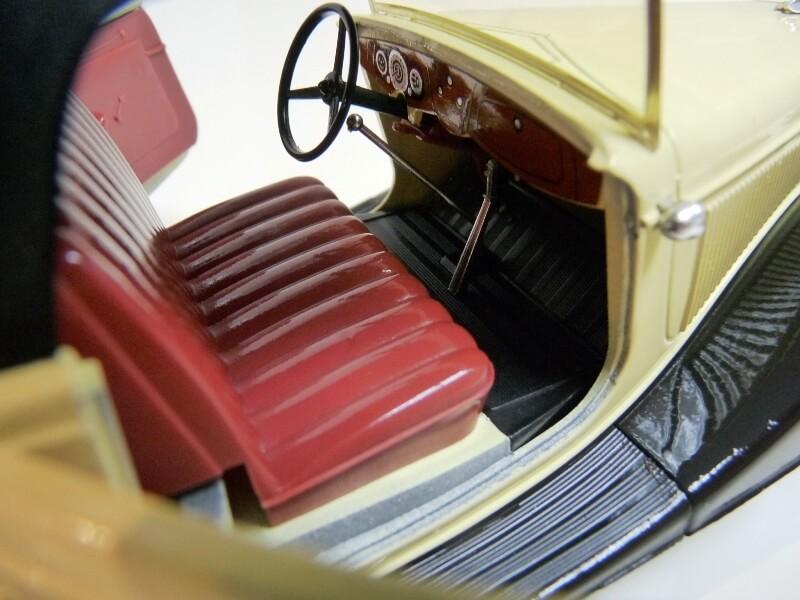 Ford M40 V8 Roadster - 1934 - Solido 1/19 ème Fordv822