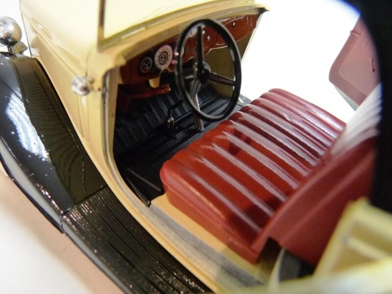 Ford M40 V8 Roadster - 1934 - Solido 1/19 ème Fordv823