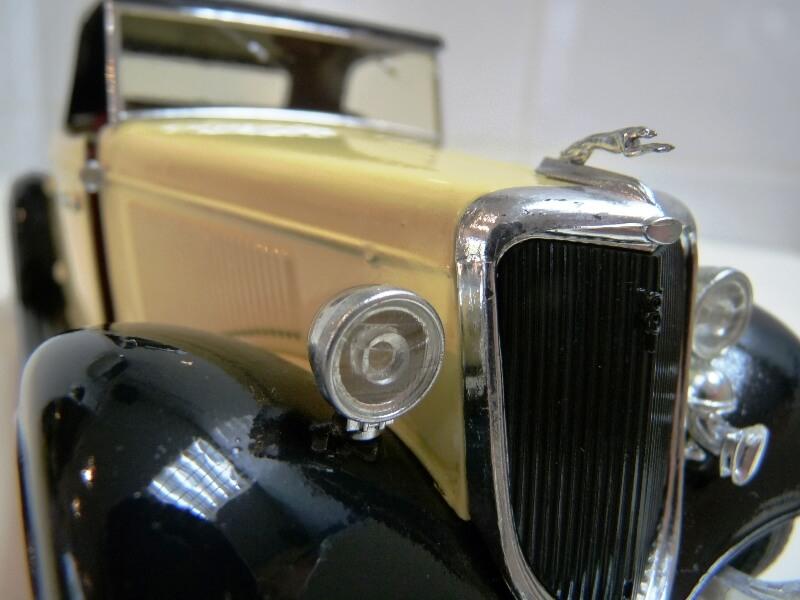 Ford M40 V8 Roadster - 1934 - Solido 1/19 ème Fordv826