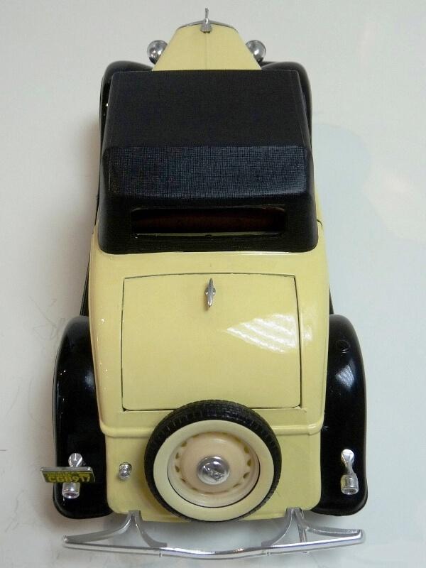Ford M40 V8 Roadster - 1934 - Solido 1/19 ème Fordv828