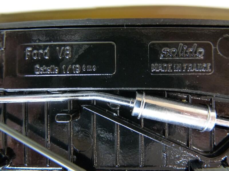 """Ford V8 Pick-up jaune bâché """"Coca-cola"""" - 1936 - Solido 1/19 ème  Fordv837"""