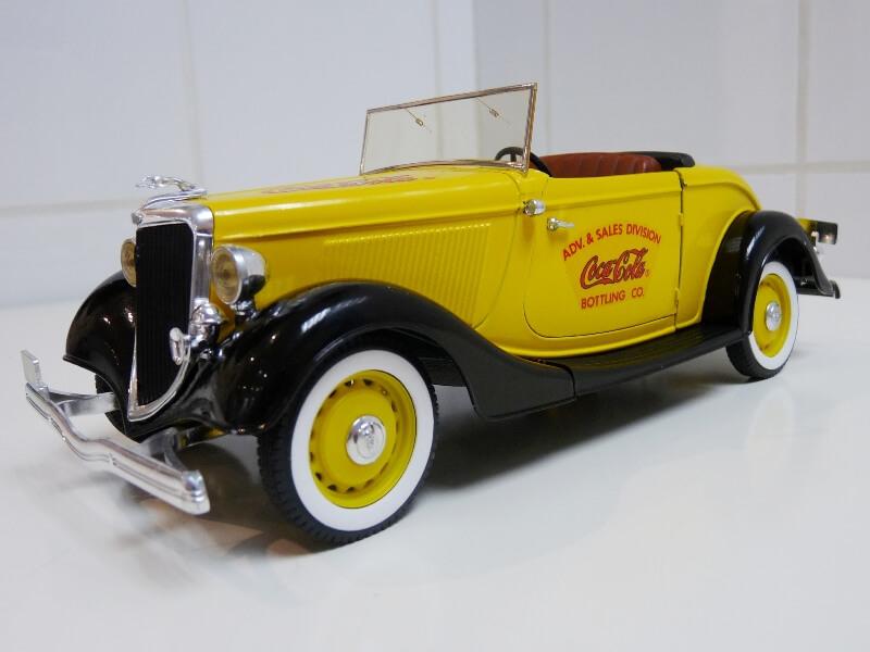 "Ford M40 V8 Roadster ""Coca-cola"" - 1934 - Solido 1/19 ème Fov8rc13"