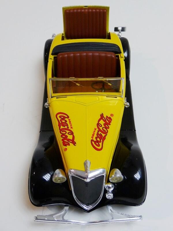 "Ford M40 V8 Roadster ""Coca-cola"" - 1934 - Solido 1/19 ème Fov8rc24"