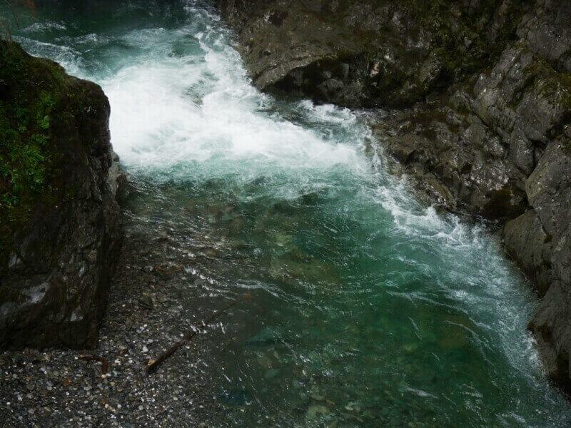 Vallée de Chamonix - Les gorges de la Diozaz (74) Gdd_1310