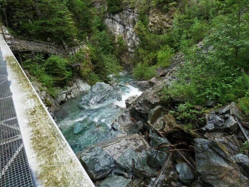 Vallée de Chamonix - Les gorges de la Diozaz (74) Gdd_1410