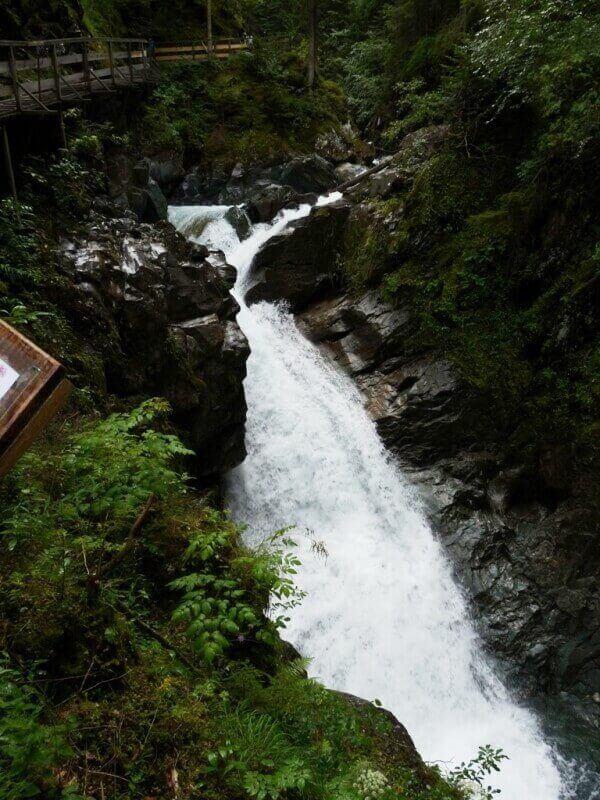 Vallée de Chamonix - Les gorges de la Diozaz (74) Gdd_1510