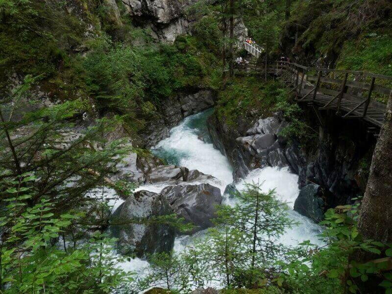 Vallée de Chamonix - Les gorges de la Diozaz (74) Gdd_1710
