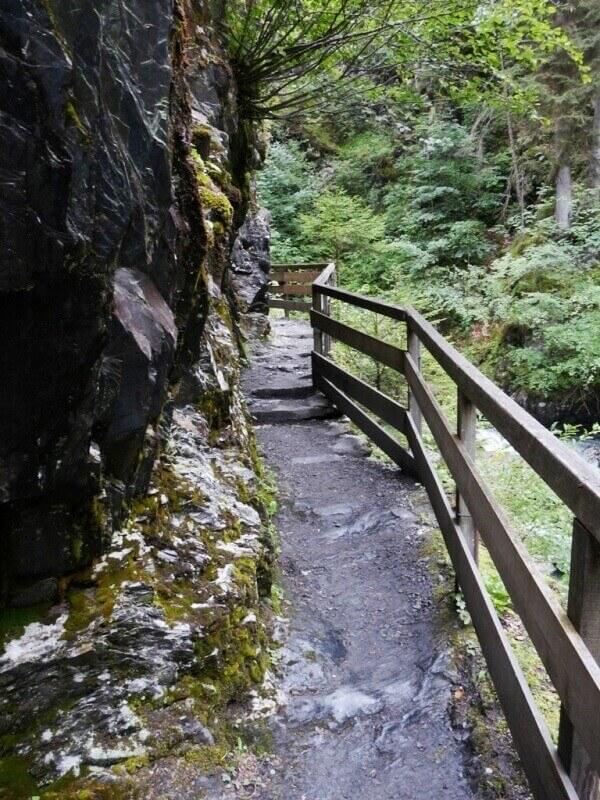 Vallée de Chamonix - Les gorges de la Diozaz (74) Gdd_1810