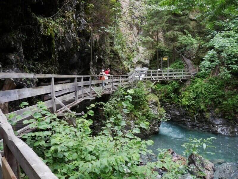 Vallée de Chamonix - Les gorges de la Diozaz (74) Gdd_2010