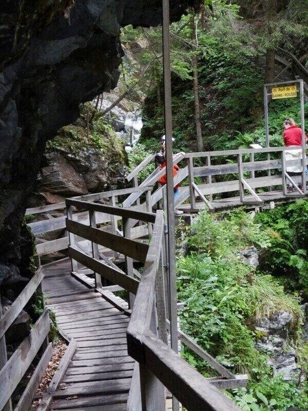Vallée de Chamonix - Les gorges de la Diozaz (74) Gdd_2110