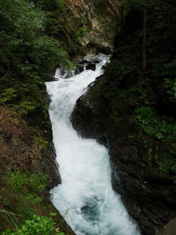 Vallée de Chamonix - Les gorges de la Diozaz (74) Gdd_2210