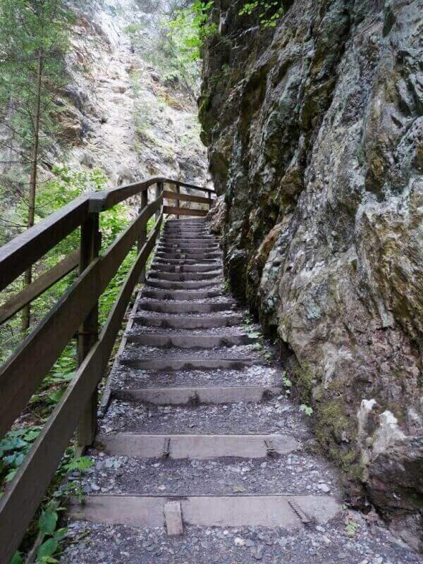 Vallée de Chamonix - Les gorges de la Diozaz (74) Gdd_2410