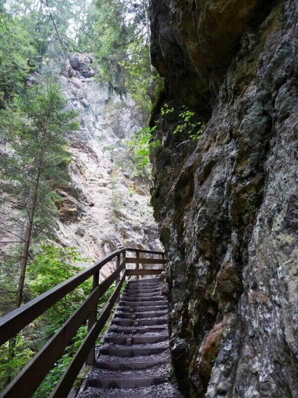 Vallée de Chamonix - Les gorges de la Diozaz (74) Gdd_2510