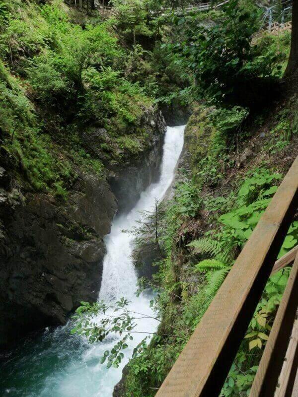 Vallée de Chamonix - Les gorges de la Diozaz (74) Gdd_3110