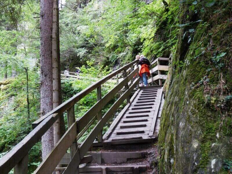 Vallée de Chamonix - Les gorges de la Diozaz (74) Gdd_910