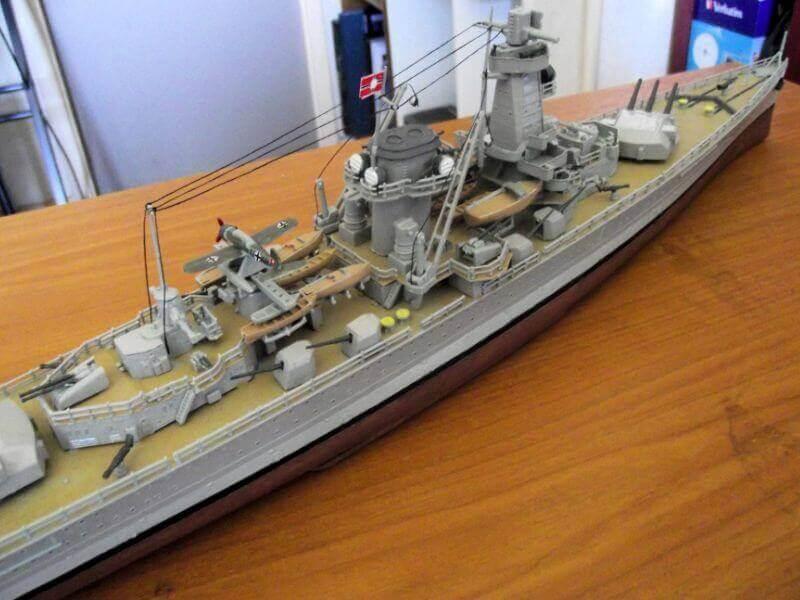 Graf Spee Academy 1/350 Gsp00210