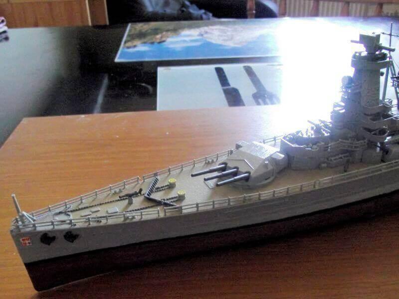 Graf Spee Academy 1/350 Gsp00310