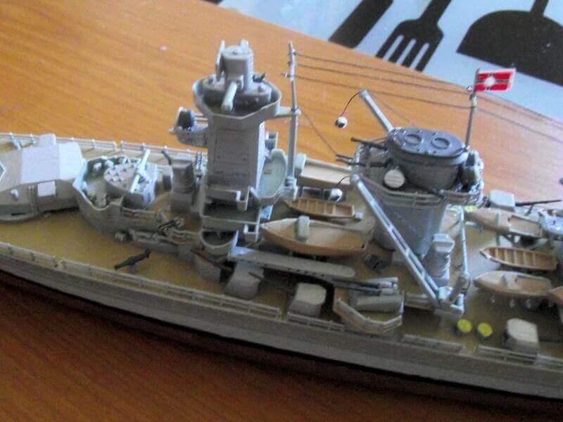 Graf Spee Academy 1/350 Gsp00410
