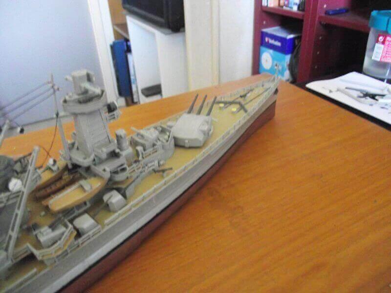 Graf Spee Academy 1/350 Gsp00510
