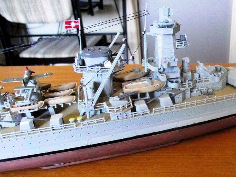 Graf Spee Academy 1/350 Gsp00610