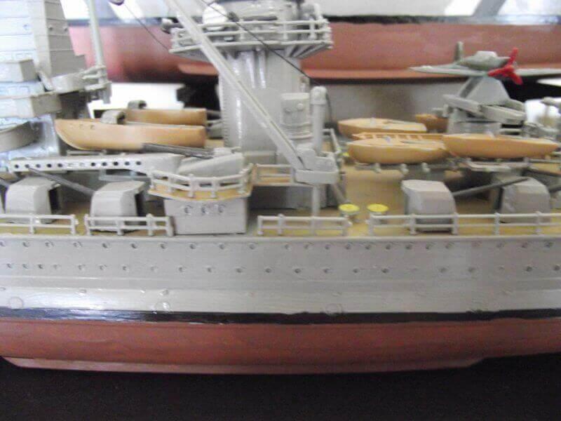 Graf Spee Academy 1/350 Gsp00710