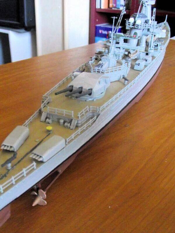 Graf Spee Academy 1/350 Gsp00810