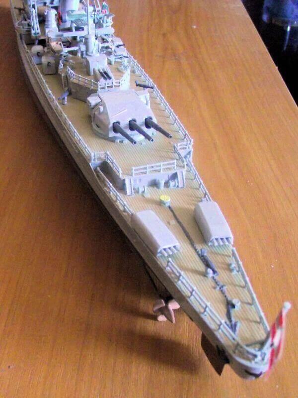 Graf Spee Academy 1/350 Gsp00910