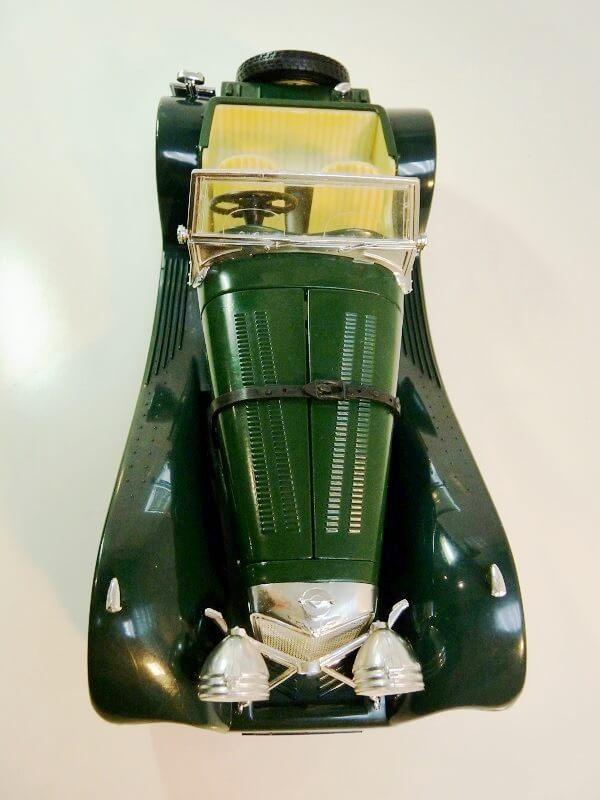 Jaguar SS100 - 1937 - BBurago 1/18 ème Jaguar18