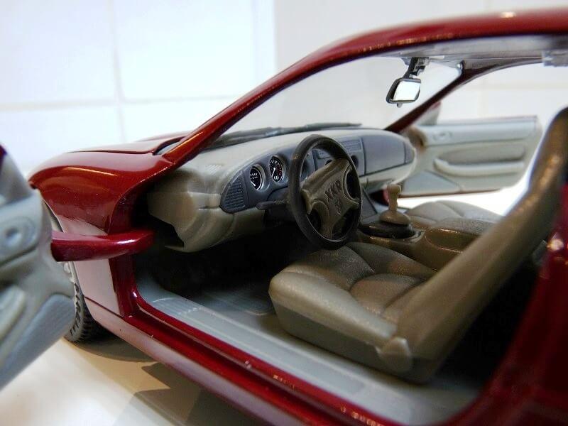 Jaguar XKR - 1998 - Solido 1/18 ème Jaguar26