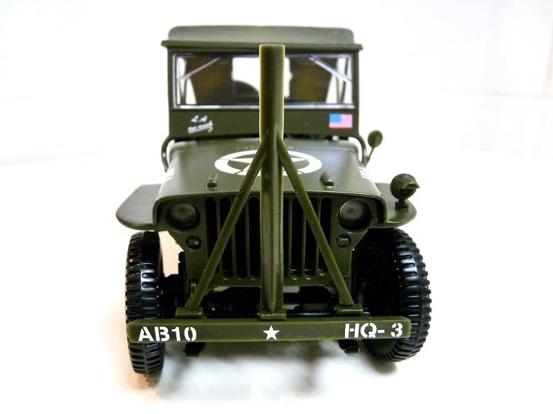 Jeep Willys - 1941 - Solido 1/18 ème Jeep_w11