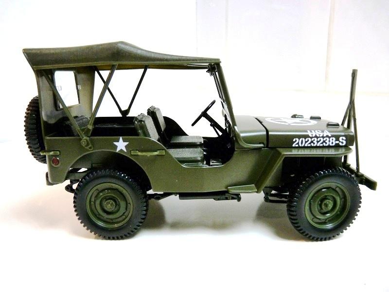 Jeep Willys - 1941 - Solido 1/18 ème Jeep_w12