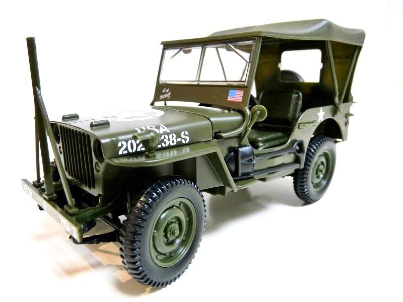 Jeep Willys - 1941 - Solido 1/18 ème Jeep_w13