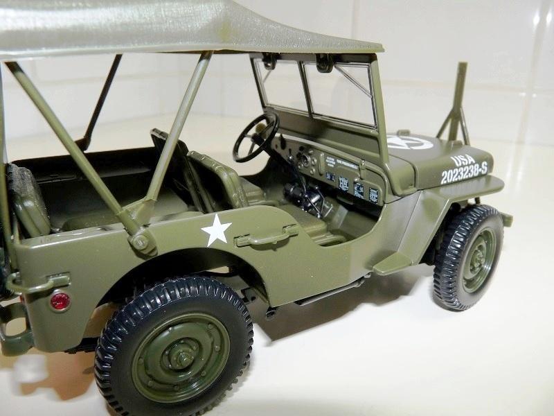 Jeep Willys - 1941 - Solido 1/18 ème Jeep_w16