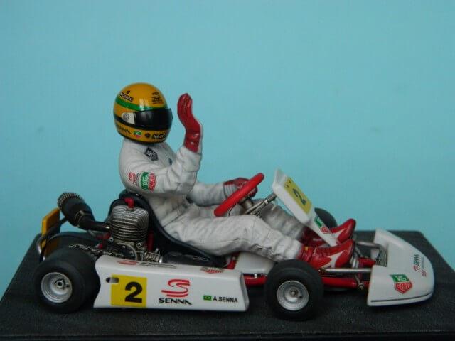 Kart  A. SENNA Bercy 93 - Fujimi 1/20ème - Par fombec6 - Fini . - Page 2 Ks04610