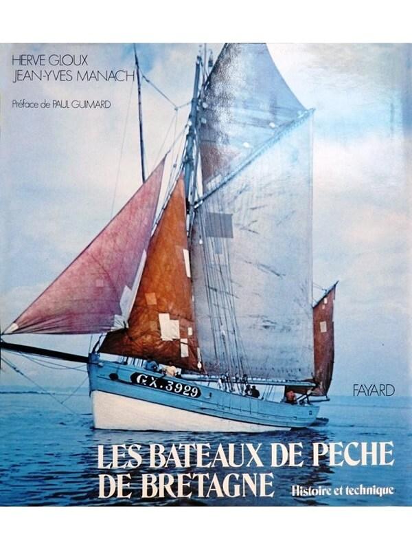 Les bateaux de pêche de Bretagne - H. Gloux & J-Y. Manach L001a10