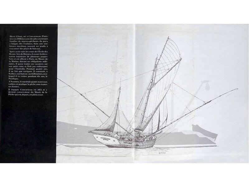 Les bateaux de pêche de Bretagne - H. Gloux & J-Y. Manach L001d10