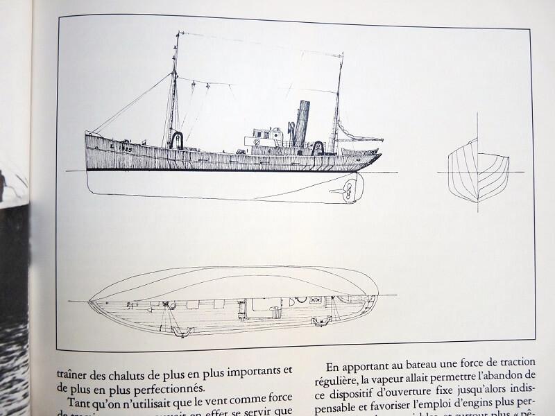 Les bateaux de pêche de Bretagne - H. Gloux & J-Y. Manach L001f10