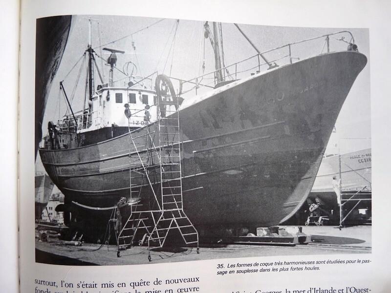 Les bateaux de pêche de Bretagne - H. Gloux & J-Y. Manach L001g10