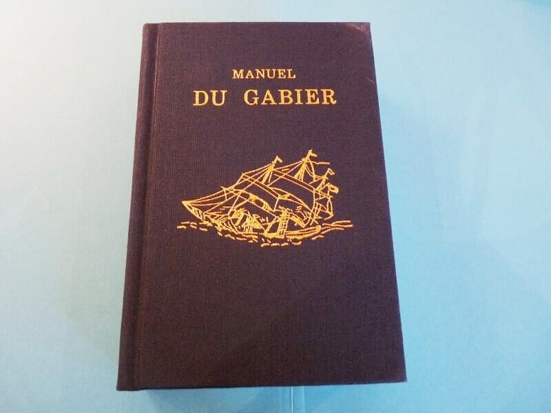 Le Manuel du Gabier - Ministère de la Marine - 1875 L002a10