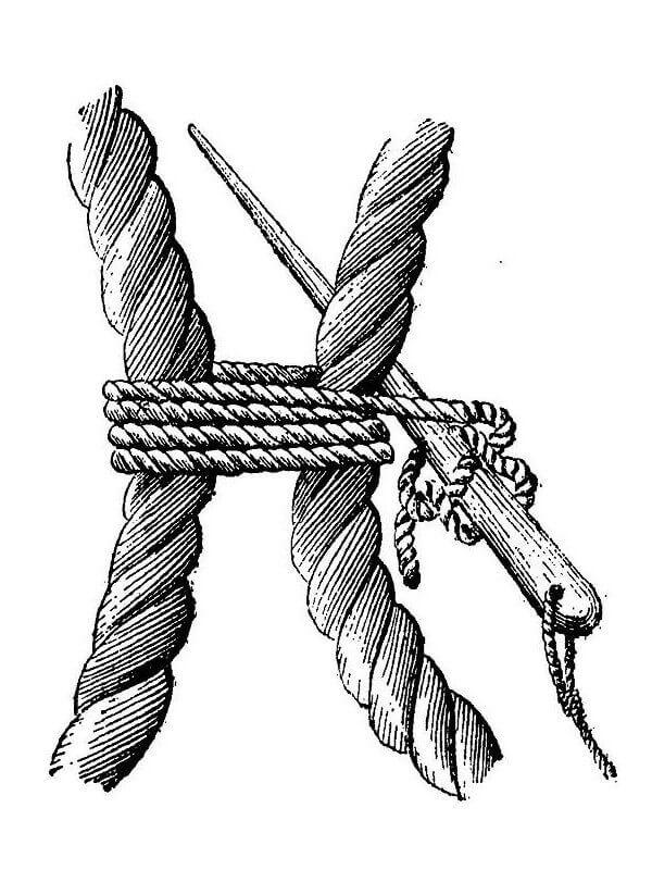 Le Manuel du Gabier - Ministère de la Marine - 1875 L002d10