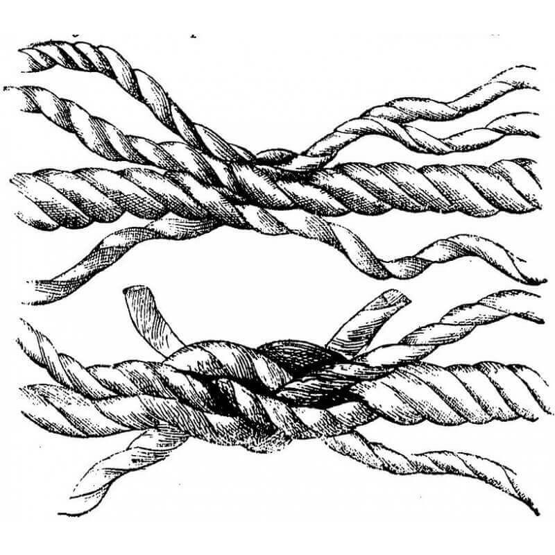 Le Manuel du Gabier - Ministère de la Marine - 1875 L002e10